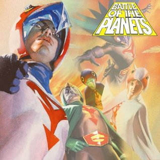 Battle of the Planets Volume 2: Blood Red Sky