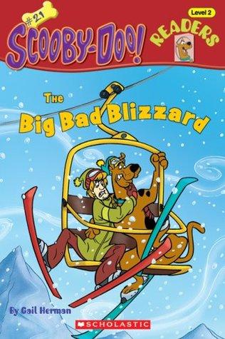 The Big Bad Blizzard (Scooby-Doo! Readers, #21)