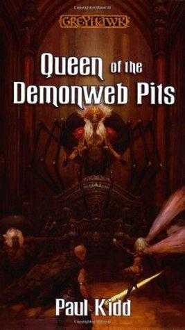 Queen of the Demonweb Pits (Greyhawk Classics, #5)