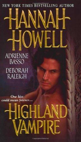 Highland Vampire(MacNachton Vampires 2)