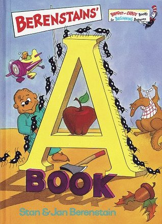 Berenstains A Book (Bright and Early Books for Beginning Beginners)