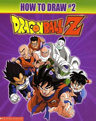 Dragonball Z: How To Draw Ii