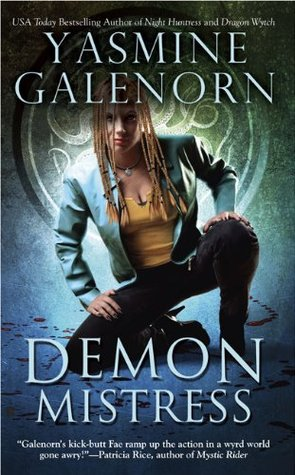 Demon Mistress(Otherworld/Sisters of the Moon 6)