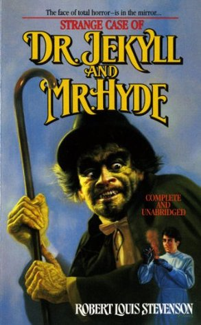 The Strange Case Of Dr. Jekyll And Mr. Hyde by Robert Louis Stevenson