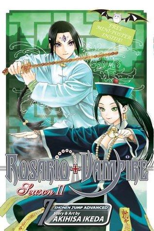 Rosario+Vampire (Rosario+Vampire: Season...