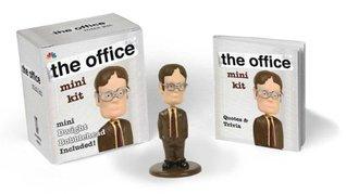 The Office Mini Kit: Mini Dwight Bobblehead Included!
