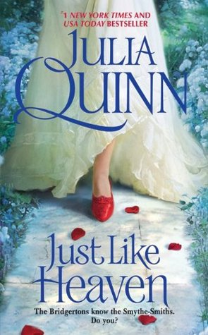 Just Like Heaven (Smythe-Smith Quartet, #1)
