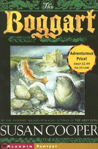 The Boggart (The Boggart, #1)
