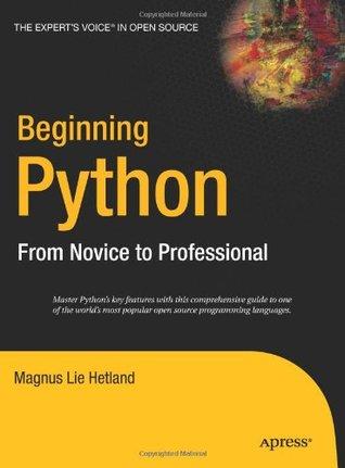 Beginning Python by Magnus Lie Hetland