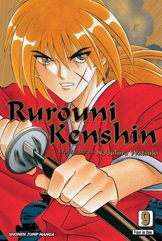Rurouni Kenshin, Vol. 9 #25-28 by Nobuhiro Watsuki