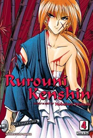 Rurouni Kenshin, Vol. 4 #10-12 by Nobuhiro Watsuki