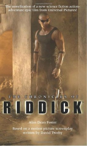 Chronicles Of Riddick Book