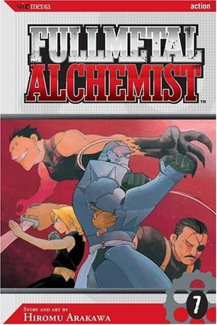Fullmetal Alchemist, Vol. 7 (Fullmetal Alchemist, #7)