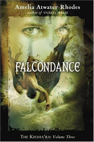 Falcondance by Amelia Atwater-Rhodes
