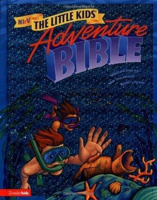 NIrV the little kids' adventure Bible