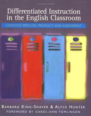 Differentiated Instruction In The English Classroom Content