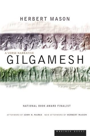 book overview with gilgamesh