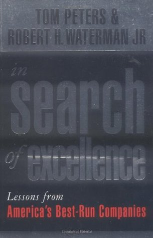 In search of excellence lessons from americas best run companies 4076 publicscrutiny