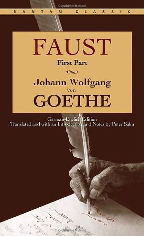 Faust (Part I) (English and German Edition)