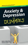 Anxiety and Depression For Dummies, Pocket Edition by Laura L. Smith