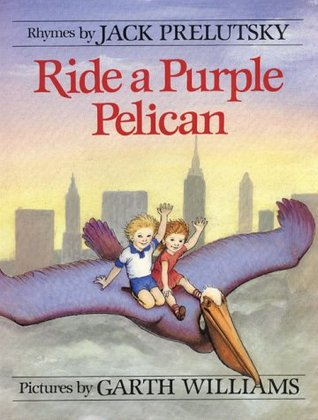 Ebook Ride a Purple Pelican by Jack Prelutsky TXT!