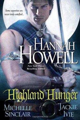 Highland Hunger (MacNachton Vampires, #8) by Hannah Howell