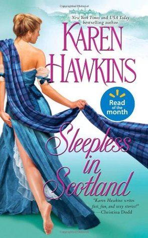Sleepless in Scotland (MacLean Curse, #4...