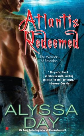 Book Review: Alyssa Day's Atlantis Redeemed