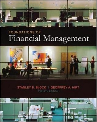 Foundations of Financial Management Text + Educational Versio... by Stanley B. Block