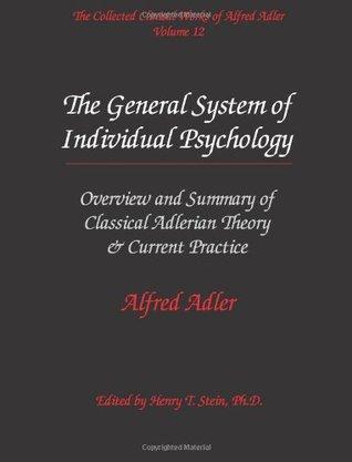 individual psychology theory