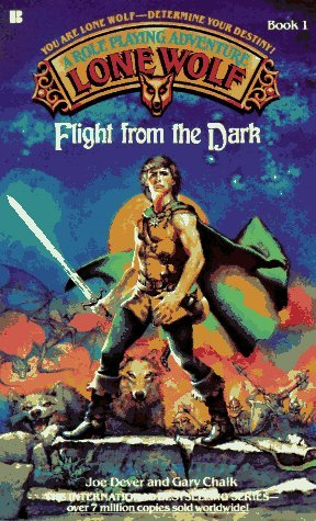 Flight from the Dark (Lone Wolf, #1)