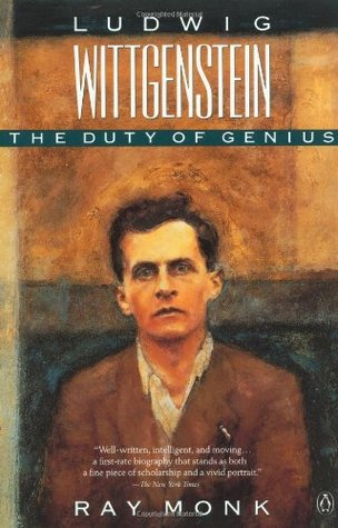 Ludwig Wittgenstein by Ray Monk