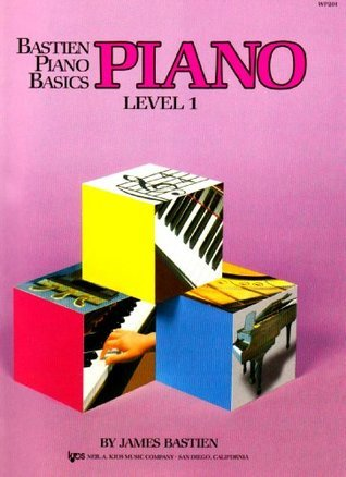 WP201 - Bastien Piano Basics: Piano Level 1