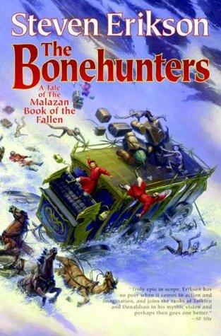 The Bonehunters by Steven Erikson