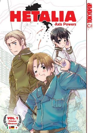Hetalia: Axis Powers, Vol. 1 (Hetalia: Axis Powers, #1)