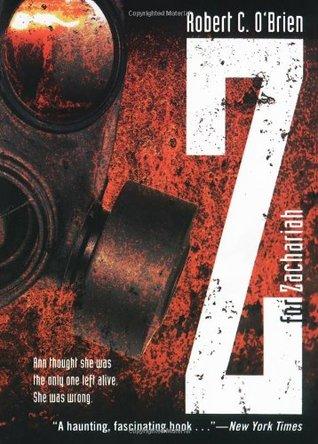 Z for Zachariah by Robert C. O'Brien