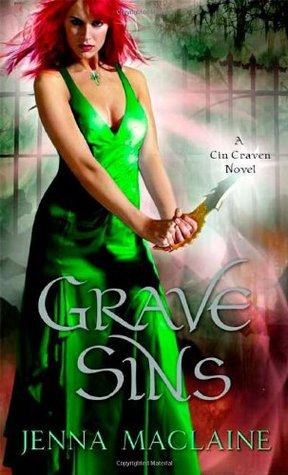 Grave Sins by Jenna Maclaine