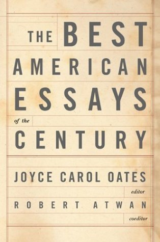 best american essays 2005 Guest editor orlean shakes some dust off this valuable 20-year-old series, serving up a tasty sampler of the year's more ruminative writing.