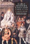 Early Modern England, 1485-1714: A Narrative History