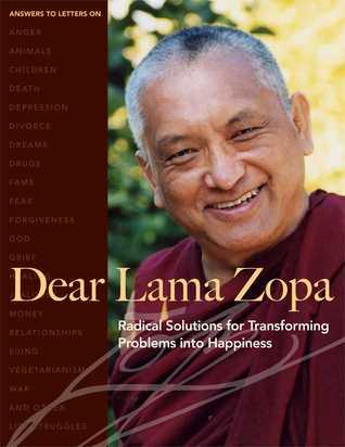 Dear Lama Zopa by Thubten Zopa