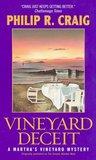 Vineyard Deceit (Martha's Vineyard Mystery #3)