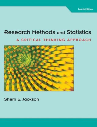 Research Methods and Statistics: A Critical Thinking Approach, 4th Edition