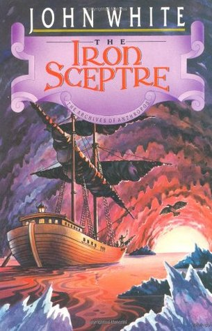 The Iron Sceptre (Archives of Anthropos #4)
