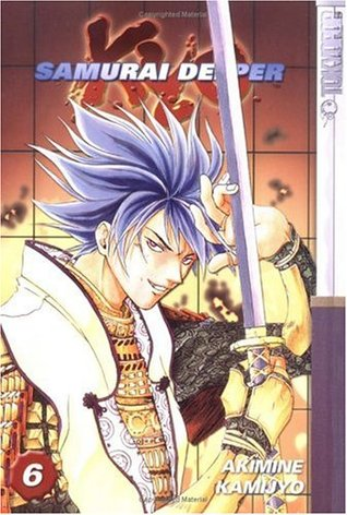 Samurai Deeper Kyo, Volume 06 by Akimine Kamijyo