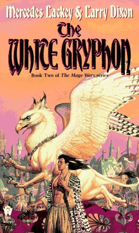 The White Gryphon (Mage Wars, #2)