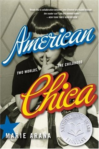 One Childhood, American Chica: Two Worlds Book Cover