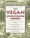 The Vegan Sourcebook by Joanne Stepaniak