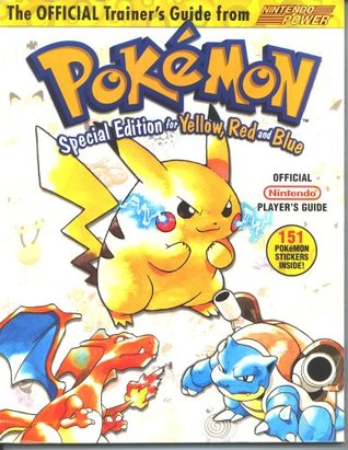 Guide for pokemon red.