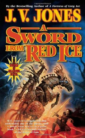 A Sword from Red Ice (Sword of Shadows, ...