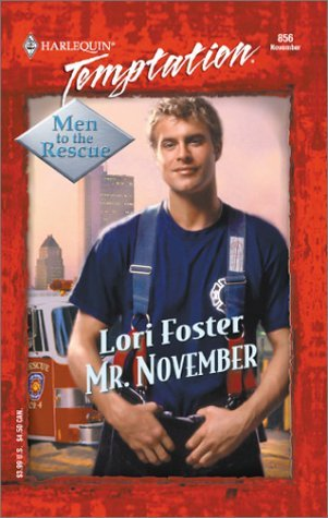 Mr. November (PI & Men To The Rescue, #5)